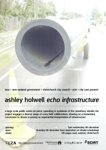 ashleyHolwellEchoInfrastructure