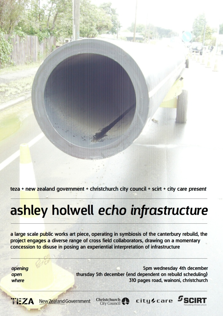 ashleyHolwellEchoInfrastructure