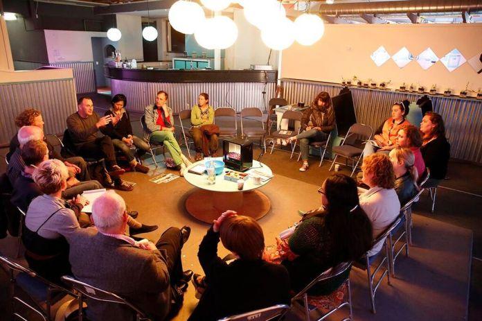 Creative Summit 'Who are we to intervene?%22